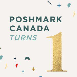 Poshmark Canada Turns 1